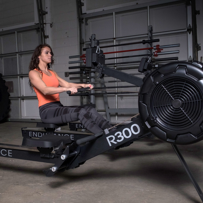 Body-Solid Endurance roeitrainer R300